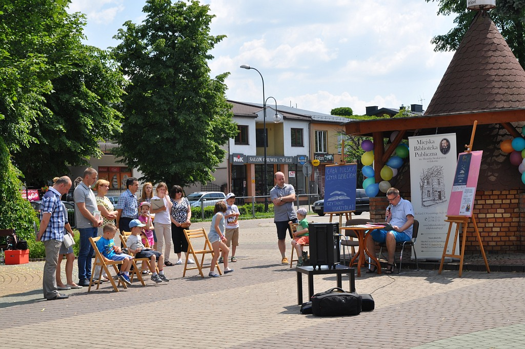 Ogólnopolski Tydzień Czytania Dzieciom Miejska Biblioteka