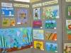 Wystawa pokonkursowa w MBP Oddziale dla Dzieci