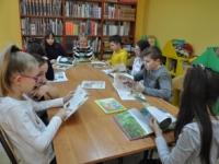 Biblioteczne wariacje – ferie w bibliotece