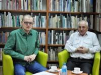 Spotkanie autorskie z Sebastianem Baranem
