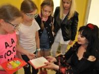 Spotkanie z Elżbietą Bednarczyk – pisarką, tancerką i aktorką