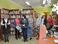 Spotkanie bibliotekarzy