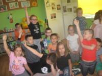 Tydzień Czytania Dzieciom w Filii Nr 2