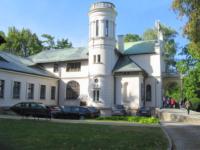 Wizyta bibliotekarzy w Oblęgorku